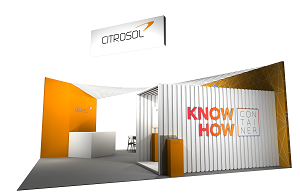 Citrosol presentará en Fruit Attraction su 'KNOW-HOW container'