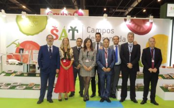 SAT Campos de Granada celebra su 65 aniversario en Fruit Attraction 2018